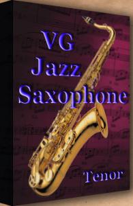 VG Jazz Saxophone Kontakt