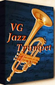 VG Jazz Trumpet Kontakt library
