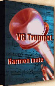 VG Trumpet Harmon Kontakt library