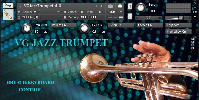 Jazz Trumpet Kontakt
