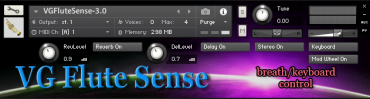 Flute Sense Kontakt Wav sounds