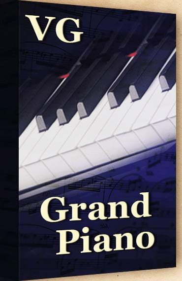 VGGrand Piano Kontakt library