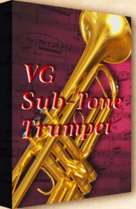 VG Subtone Trumpet Kontakt sound library