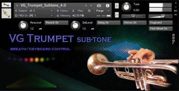 VG Trumpet Kontakt sound