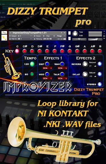 Improvizer Trumpet Kontakt