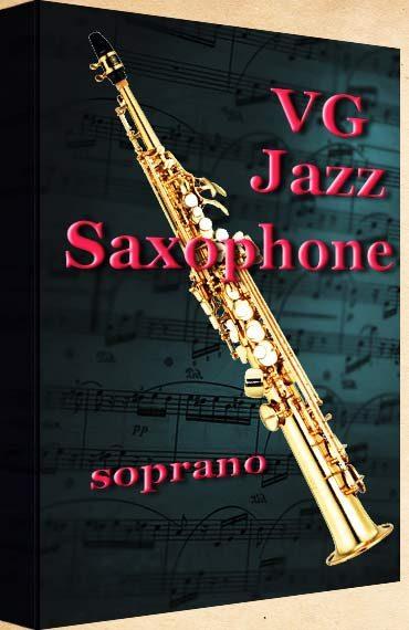 VG Soprano Saxophone NI Kontakt