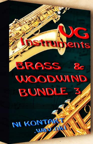Brass Woodwind Bundle kontakt