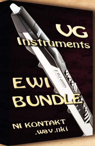 EWI Bundle sound libraries