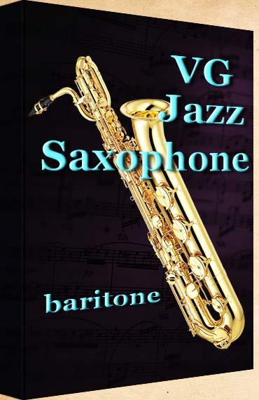 VGSubtone Saxophone Kontakt sound