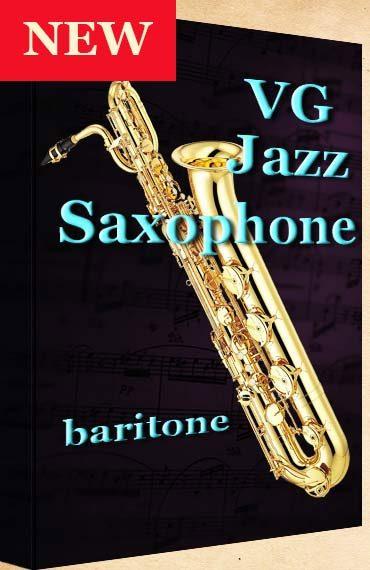 VG Jazz Baritone Saxophone