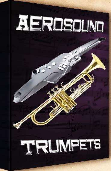 AeroSound Trumpets Kontakt library