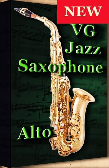 Alto saxophone Kontakt