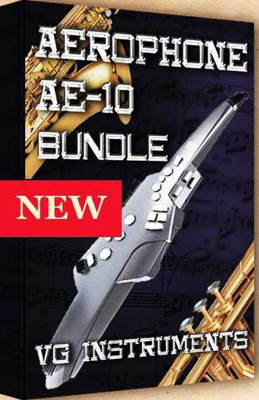 Aerophone Bundle sounds