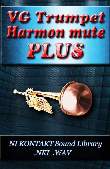 VG Trumpet harmon muted sample library