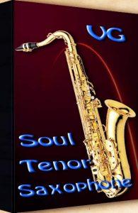 VG Jazz Saxophone Kontakt sound
