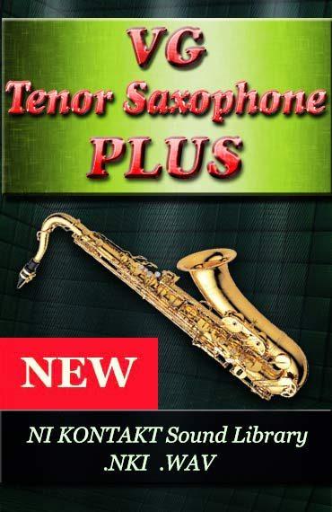 VG Saxophone Tenor