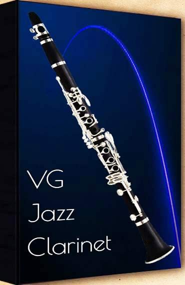 Kontakt Jazz Clarinet sound