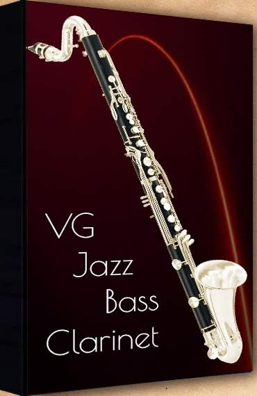 VG Jazz Bass Clarinet Kontakt